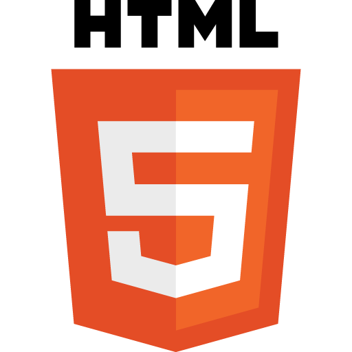 Picture of HTML5 Logo